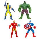 The Avengers - Assemble Mighty Battlers Action Figures Wave 1