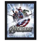 The Avengers - Movie Assembled Image 2 Large Framed Photo