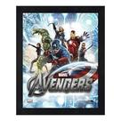 The Avengers - Movie Assembled Image 1 Large Framed Photo