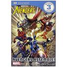 The Avengers - Marvel Assemble Hardcover Book