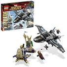 The Avengers - LEGO Marvel Super Heroes 6869 Quinjet Aerial Battle
