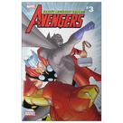 The Avengers - Earth's Mightiest Heroes Vol. 3 Graphic Novel