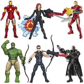 The Avengers - Movie Action Figures Wave 4