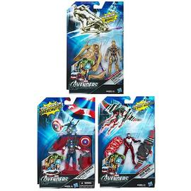 The Avengers - Movie Mission Packs Action Figures Wave 2