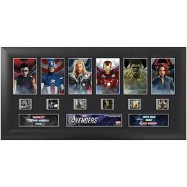 The Avengers - Movie Deluxe Film Cell