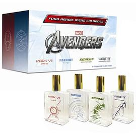 The Avengers - Assembled Cologne Set