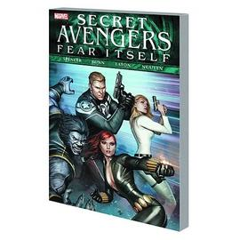 The Avengers - Black Widow Fear Itself Graphic Novel