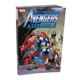 The Avengers - Assemble Graphic Novel