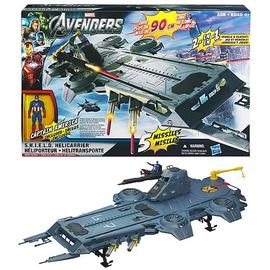The Avengers - Movie Series SHIELD Helicarrier Playset