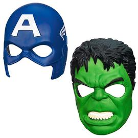 The Avengers - Assemble Hero Masks Wave 1 Set