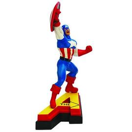 The Avengers - Edition Captain America Letter A Statue