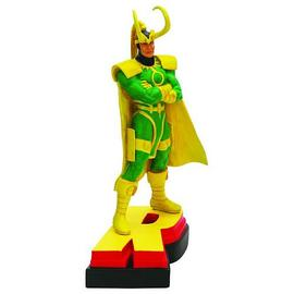 The Avengers - Edition Loki Letter R Statue