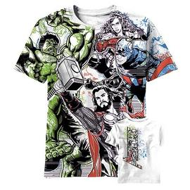 The Avengers - Able and Ready All Over Print T-Shirt