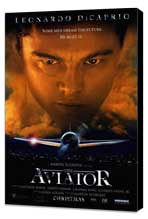 The Aviator - 27 x 40 Movie Poster - Style A - Museum Wrapped Canvas