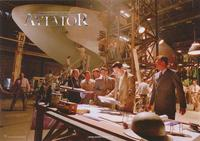 The Aviator - 11 x 14 Poster German Style I