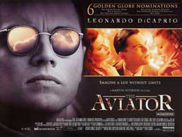 The Aviator - 27 x 40 Movie Poster - UK Style A