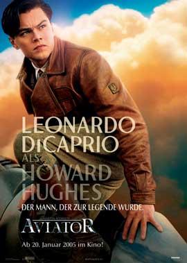 The Aviator - 43 x 62 Movie Poster - German Style C