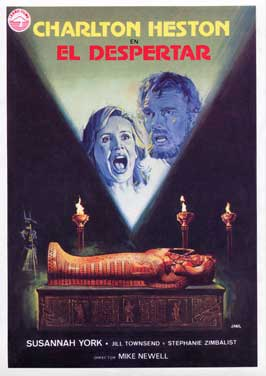 The Awakening - 11 x 17 Movie Poster - Spanish Style A