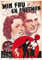 The Awful Truth - 11 x 17 Movie Poster - Swedish Style A