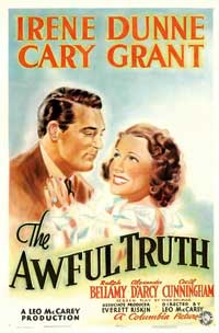 The Awful Truth - 11 x 17 Movie Poster - Style C
