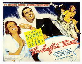 The Awful Truth - 11 x 17 Movie Poster - Style D