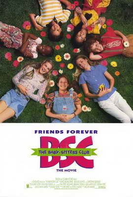 The Baby-Sitters' Club - 11 x 17 Movie Poster - Style B
