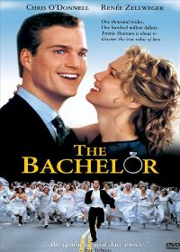 The Bachelor - 11 x 17 Movie Poster - Style B