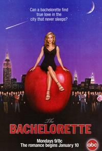 The Bachelorette - 27 x 40 TV Poster - Style A