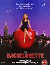 The Bachelorette - 43 x 62 Movie Poster - Bus Shelter Style A