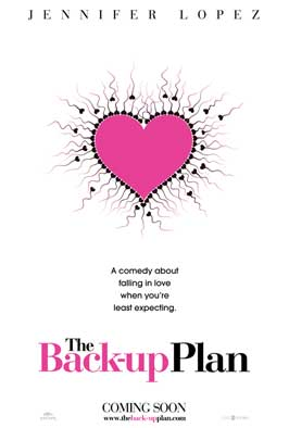 The Back-Up Plan - 27 x 40 Movie Poster - Style C