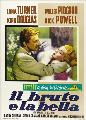The Bad and the Beautiful - 27 x 40 Movie Poster - Italian Style A
