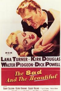 The Bad and the Beautiful - 11 x 17 Movie Poster - Style B