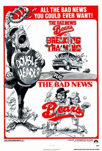 The Bad News Bears/The Bad News Bears in Breaking Training - 27 x 40 Movie Poster - Style A