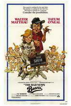 The Bad News Bears - 27 x 40 Movie Poster - Style A
