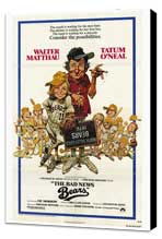 The Bad News Bears - 27 x 40 Movie Poster - Style A - Museum Wrapped Canvas