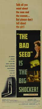 The Bad Seed - 14 x 36 Movie Poster - Insert Style A