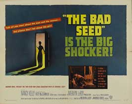 The Bad Seed - 11 x 14 Movie Poster - Style A