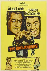 The Badlanders - 11 x 17 Movie Poster - Style C