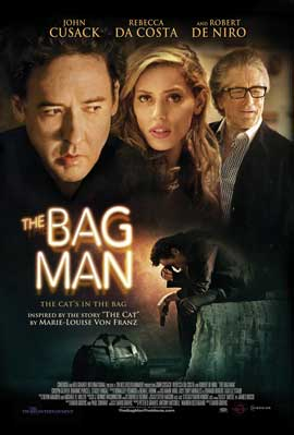 The Bag Man - 11 x 17 Movie Poster - Style A