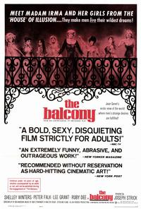 The Balcony - 27 x 40 Movie Poster - Style A