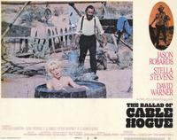 Ballad of Cable Hogue - 11 x 14 Movie Poster - Style D