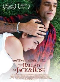 The Ballad of Jack and Rose - 11 x 17 Movie Poster - French Style A