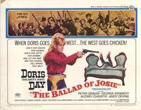 Ballad of Josie - 11 x 14 Movie Poster - Style A