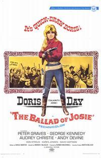 Ballad of Josie - 11 x 17 Movie Poster - Style A