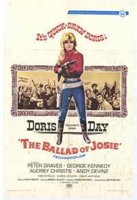 Ballad of Josie - 43 x 62 Movie Poster - Bus Shelter Style A