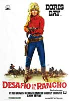 Ballad of Josie - 11 x 17 Movie Poster - Spanish Style A