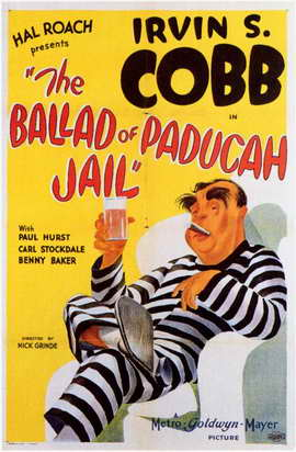 The Ballad of Paducah Jail - 11 x 17 Movie Poster - Style A