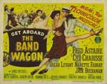 The Band Wagon - 11 x 17 Movie Poster - Style C