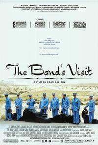 The Bands Visit - 43 x 62 Movie Poster - Bus Shelter Style A