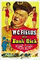 The Bank Dick - 43 x 62 Movie Poster - Bus Shelter Style B